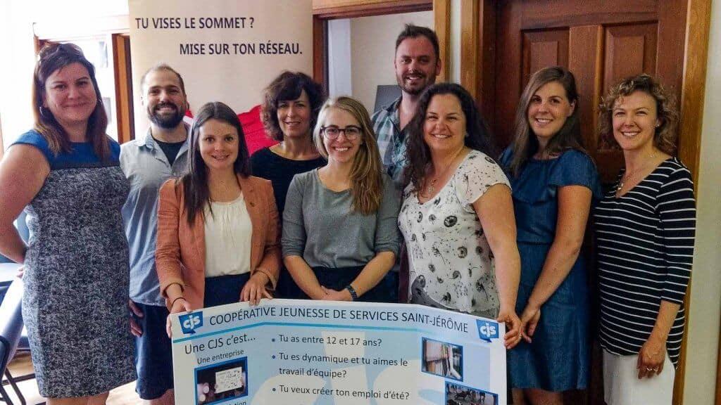 Comité local maison jeunes Saint-Jérôme - CJS