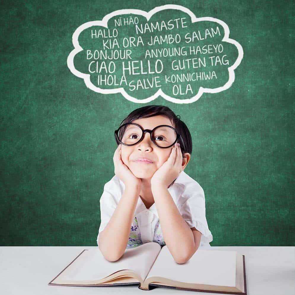 Atelier de langues - 3 à 5 ans